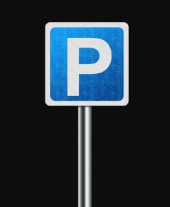 Cone Mounted Signs