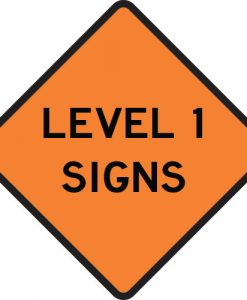 Level 1 Signs