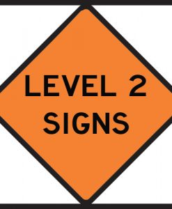 Level 2 Signs